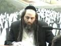 הרב אברהם מאיה - יום שלישי - 15.3.2011