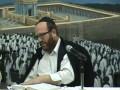 פרשת ויצא- הרב טופורוביץ- יום חמישי-1.12.11