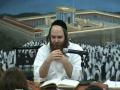 השאיפה לייחוד העליון - הרב תפילינסקי יום חמישי 12.01.2012