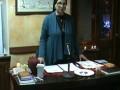 לשמר את הניצוץ בעיניים - הרבנית עדנה נבון - יום ראשון -9.12.12