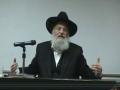 הלכות שבת - הרב יצחק וייס - יום שלישי - 18.2.14