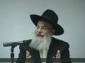 דיני חול המועד - הרב יצחק וויס - יום שלישי - 1.4.14