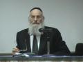 דיני טחינה בשבת - הרב יצחק וויס - יום שלישי - 29.4.14