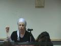 שלמות הבית - הרבנית הדסה עובד - יום שני - 12.5.14