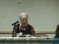 הצורך הנשי - הרבנית הדסה עובד - יום רביעי - 2.7.14